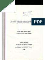 Introducción - Influencia de las condiciones de sulfonación sobre la capacidad de intercambio en una resina estireno - divinilbenceno
