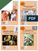 Baraja Musical de Las Diferentes Épocas de La Historia de La Música PDF