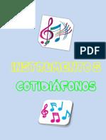 Instrumentos Cotidiafonos PDF