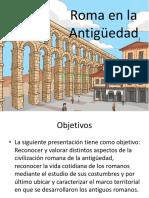 Roma en La Antiguedad (1)