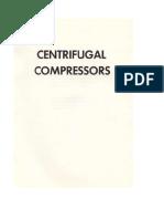 Centifugal Compressors