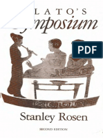 Stanley Rosen Platos Symposium 2nd Ed