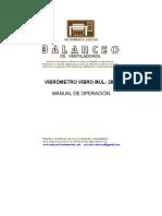 Vibromul 285 Manual