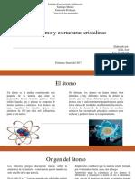 Presentación Ciencia de Los Materiales