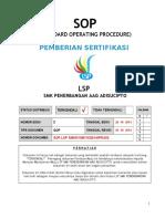 5.0 SOP Sertifikasi Kompetensi.doc