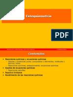 1-Estequiometria Repaso 4HC