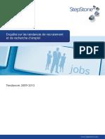 CR Recrutement Et Recherche Emploi
