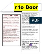 Ken Atchity's Door to Door