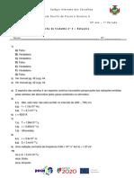 Ficha de Trabalho 5 - Soluções