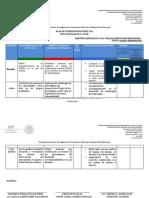 Plan de Intervencion Octubre - Noviembre