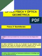 Optica Fisica y Geo Metric A