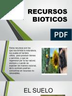 Recursos Bioticos Daniel