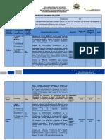 Cronograma Inteligencia Policial y Métodos de Investigación