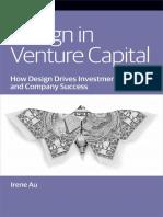 Oreilly Design in Venture Capital