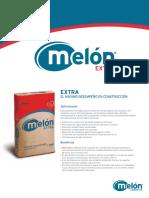 Cemento Melón Extra