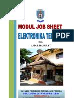 Cover Job Sheet Elektro
