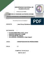 Analisis de La Instalación de Sistemas de Conexión en El Área de Logística en La Organización