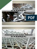081 330 686 419 (TSEL) Pasang Atap Baja Ringan Surabaya