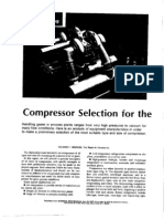 Compressor Selection Process ind