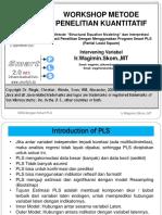1 Modul SEM Dengan PLS - Intervening-1