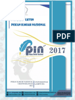 Panduan Pin 2017