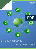 Ghid de Proiectare Transcurriculara_PDF