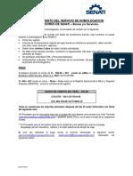 Proceso de Servicio de Homologacion_ Senati (Bienes y Servicios)