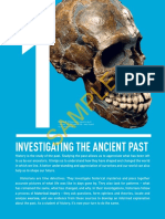 Oxford Insight History 7 Ch1 Investigating the Ancient Past
