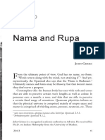 John Grimes - Nama and Rupa [According to Ramana]