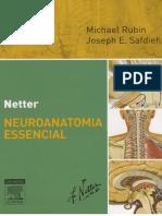Neuroanatomia Essencial - Netter - 1ª Edição