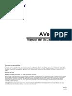 AVerTV 3D. Manual Del Usuario. Español. Descargo de Responsabilidad. Derecho de Autor