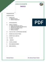 Trabajo Drenaje Urbano 2017- i (Teoría)