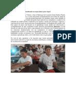 Articulo Sobre Acompañamiento Niños Con Diversidad Funcional.