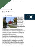Conservation Development _ Pennsylvania Sea Grant