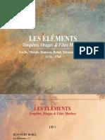Booklet - Jordi Savall - Les elements