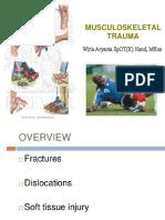 IT 2 - Trauma Muskuloskeletal - Dr. Wiria