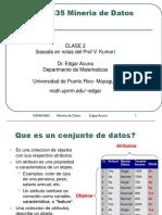 Mineria de Datos - Conceptos Basicos