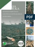 Raksasa Dasamuka - Telapak-EIA forests report 2007