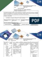 Guía de Actividades y Rubrica de Evaluación Fase 2 - Trabajo Colaborativo 2