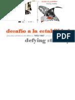 Desafío a la estabilidad. Procesos artísticos en México 1952-1967