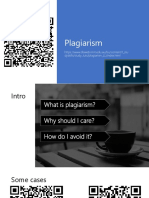 All About Plagiarism
