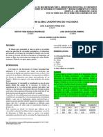 Informe Global Viscosidad