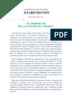 Peter Deunov-El Despertar de La Cons Ciencia Cosmica