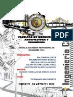Informe de Patologías Del Concreto - Puerto Eten