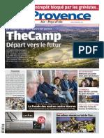 TheCamp (La Provence Du 28Sept2017)
