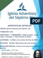 Exposicion Igleisa Adventista