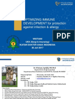 1.Optimizing Immune Development for Protection Against Infection and Allergy-1