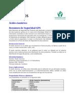 Ácido Cianúrico GPS (1)