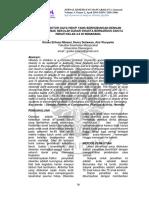 Faktor-faktor Gaya Hidup Yang Berhubungan Dengan Obesitas Anak Sekolah Dasar Swasta Bernardus Dan Hj Isriati Kelas 4-6 Di Semarang