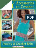 DIY Accessories to Crochet DIY Jewelry and Crochet Belts.pdf